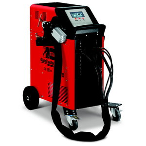 Spot welder Digital Spotter 9000 400V 2ph, with pneum.gun, Telwin