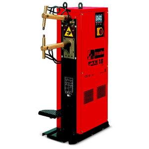 Column spot welder PTE 18 LCD, Telwin