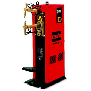 Column spot welder PTE 28 LCD, Telwin