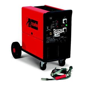 полуавтоматический сварочный аппарат  Mastermig 500 500A=25  EURO-соед. без горелки, TELWIN