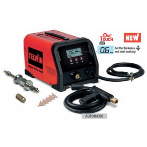 Įlenkimų remonto sistema DIGITAL PULLER 5500 230V, Telwin