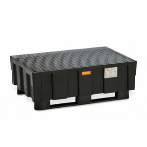 Sump pallet with grating 250/2, Cemo