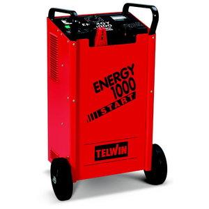 Lādētājs-starteris ENERGY 1000 START 230-400V 12-24V, Telwin