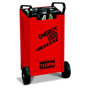ENERGY 1500 START battery charger-starter, Telwin