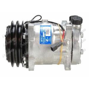 Kliimakompressor CASE/NH 101253312, 5165548, Bepco