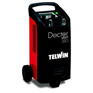 12-24V elektroninis įkroviklis Doctor Start 330, Telwin