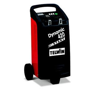Battery charger-starter DYNAMIC 420 START, Telwin