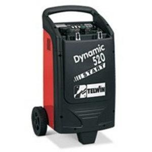 Akumulatora lādētājs-starteris DYNAMIC 520 START, Telwin