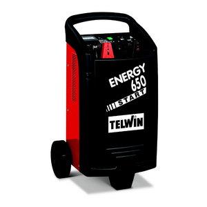 Lādētājs-starteris ENERGY 650 START 230-400V 12-24W, Telwin
