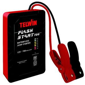 Beakumuliatorinis starteris Flash Start 700 12V, Telwin