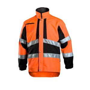 Jaka 832 mežstrādniekiem oranža/zila, L, Dimex