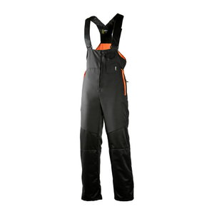 Trousers for brush cutting works  833 56, Dimex