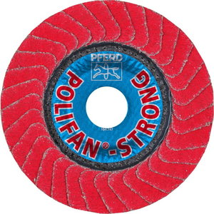 Vėduoklinis diskas 125mm CO36 SGP STRONG FREEZE Inox, Pferd