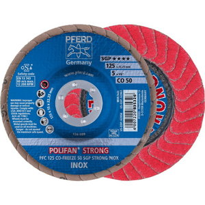FLAP DISC PFC 125 CO  50 SGP-STRONG-FREE, Pferd