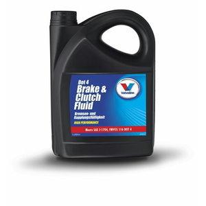Stabdžių skystis Brake&Clutch fluid DOT 4, Valvoline