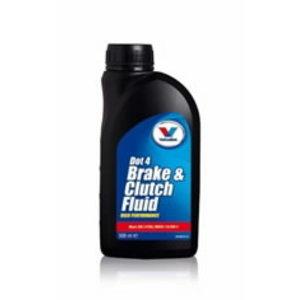 Bremžu un sajūga šķidrums Brake & Clutch Fluid DOT 4, Valvoline