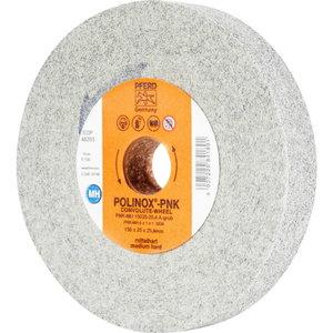 Diskas galastuvui 150x25/25,4mm A G PNK-MH POLINOX, Pferd