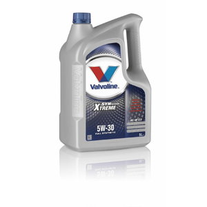 SYNPOWER XTREME XL-lll C3 5W30 5L motor oil, Valvoline