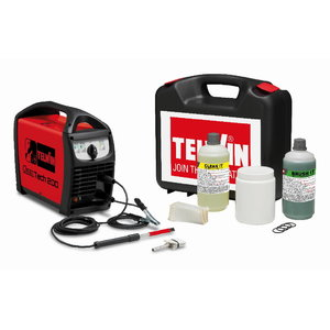 Cleantech 200 cleaning set for Tig, Mig stainless steel, Telwin