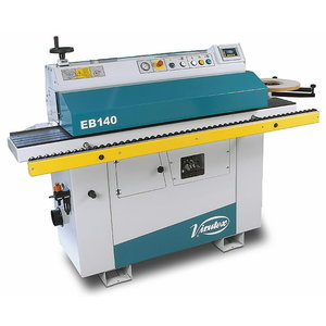 EB140 Hot melt edgebander, Virutex