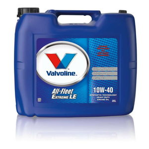Моторное масло ALL FLEET EXTREME LE 10W40 20л, VALVOLINE
