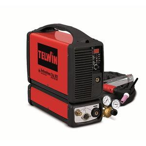 Сварочный аппарат-TIG Technology TIG182 AC/DC + принадлежности, TELWIN