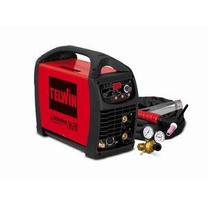 Сварочный аппарат-TIG Technology TIG 230 DC HF/LIFT VRD + принадлежности, TELWIN
