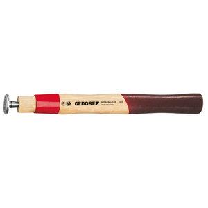 рукоятка молотка + клин RB+ E600E-500, GEDORE