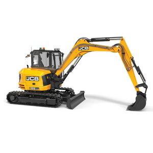 Mini excavator  85Z-2, JCB