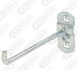 Tool holder with vertical hook end Ø 6mm, 125mm, KS Tools