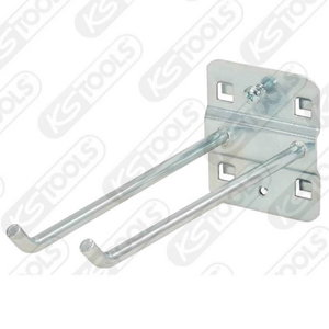 Tool holder doublebent hookend, 45°, 150mm, Kstools