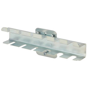 Screwdriver holder for perf. wall, 6 holes, 150x55mm