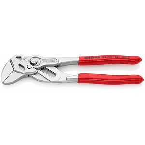 Pliers wrench 180mm up to HEX 35mm, Knipex