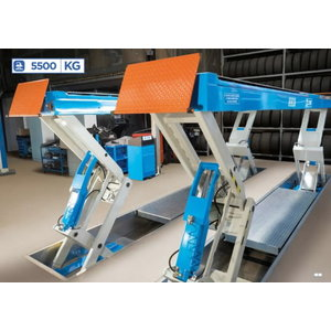 Scissor lift for alignment 5,5T X line, , OMCN