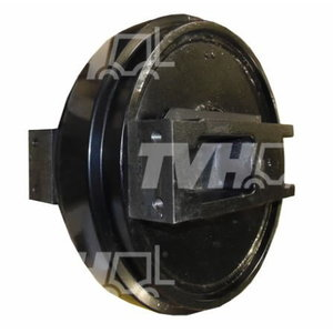 Idler wheel with bracket, JZ140, JZ235, JS160-200 215/12230, TVH Parts