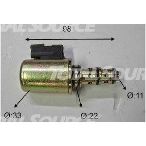 Solenoid JCB 25/220994, Total Source