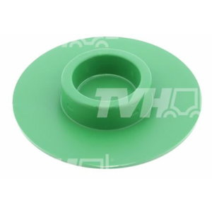 Wear pad, upper, 5MM, green 331/20550, TVH Parts