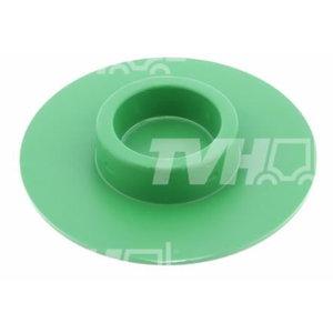 Wear pad, upper, 5MM, green 331/20550, Total Source