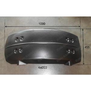 Poritiib eesmine, vasakpoolne LOADALL JCB 400/D7827, TVH Parts