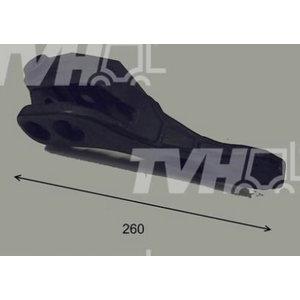 Kopa kihv, vasak, 400/F0343, Total Source