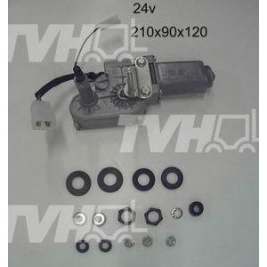 Wiper motor 24V 714/40346, TVH Parts
