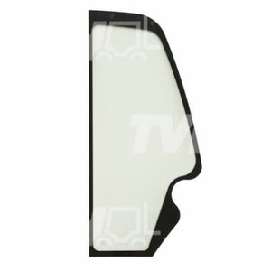 Side glass, rear, TVH Parts