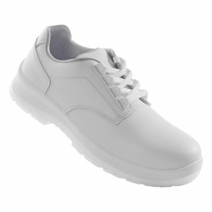 Safety shoe Crystal Biella, white S2 SRC 36, Sixton Peak