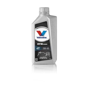 4T SYNPOWER 5W40 motor oil 1L, Valvoline