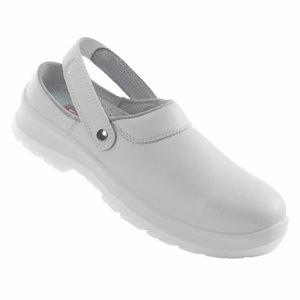 Darba sandales Padova Crystal, baltas SB A E SRC, SIXTON