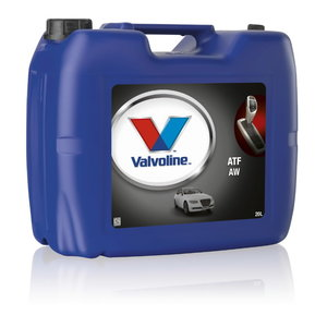 Automatic transmission fluid ATF AW 20L, Valvoline