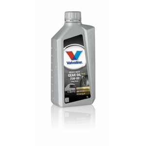 Transmissiooniõli HD GEAR OIL PRO 75W80 LD 1L, VALVOLINE