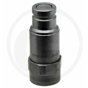 Coupling plug FF-G-06 38GAS, Granit