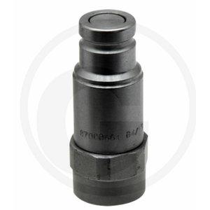 Coupling plug FF-G-06 12GAS, Granit