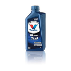 ALL CLIMATE 5W40 1L, Valvoline